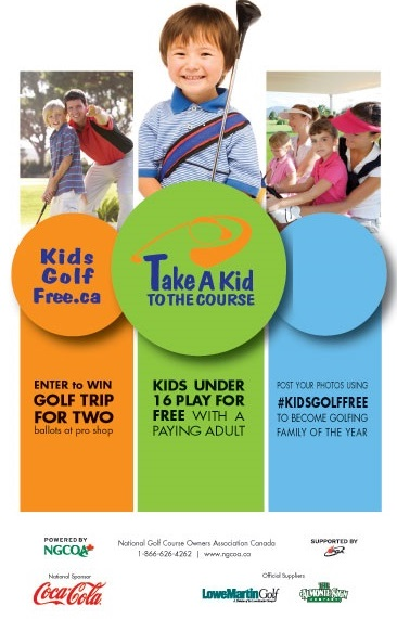 2018 Kids For Free Advertisement copy